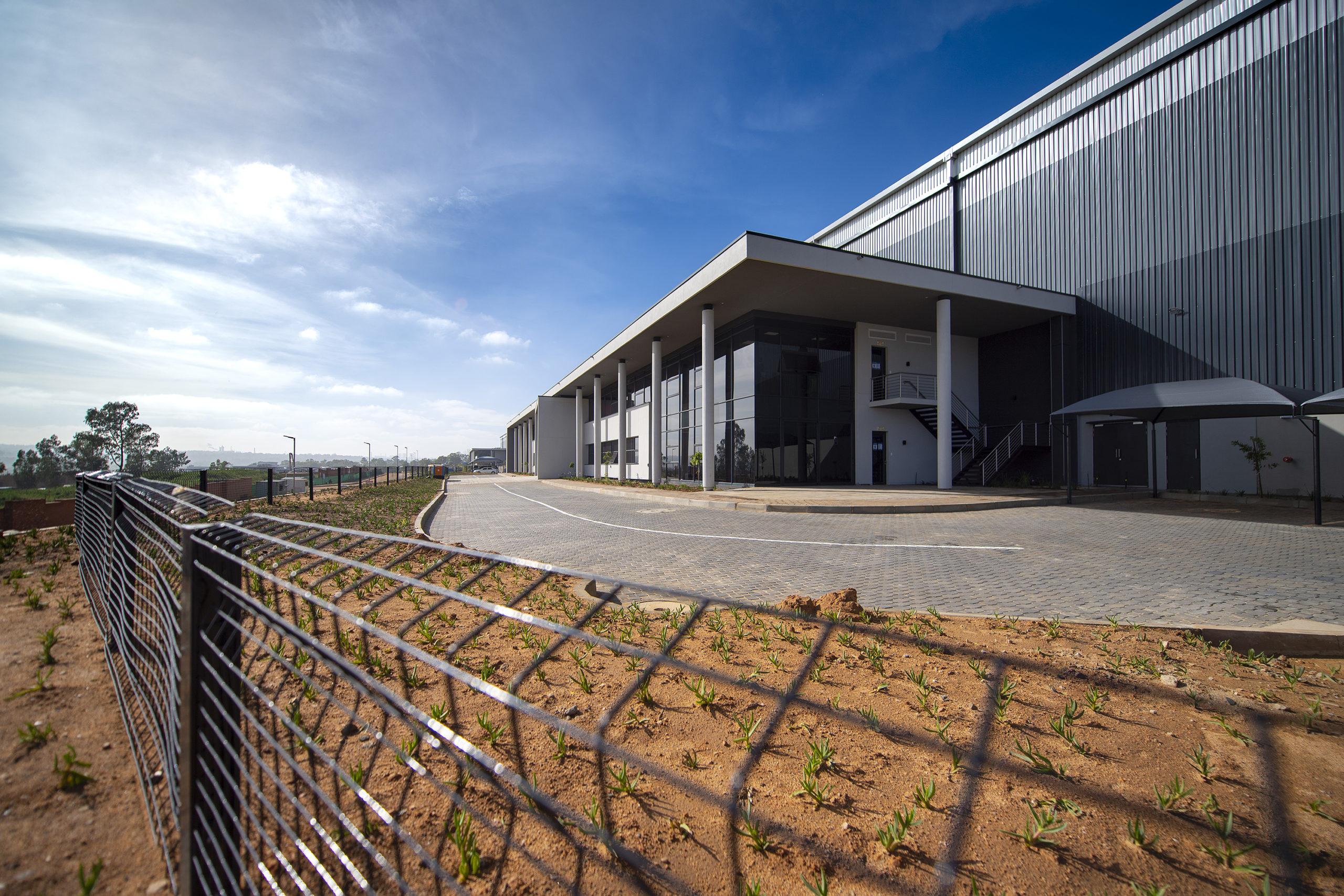 Fortress REIT – Longlake Logistics Park