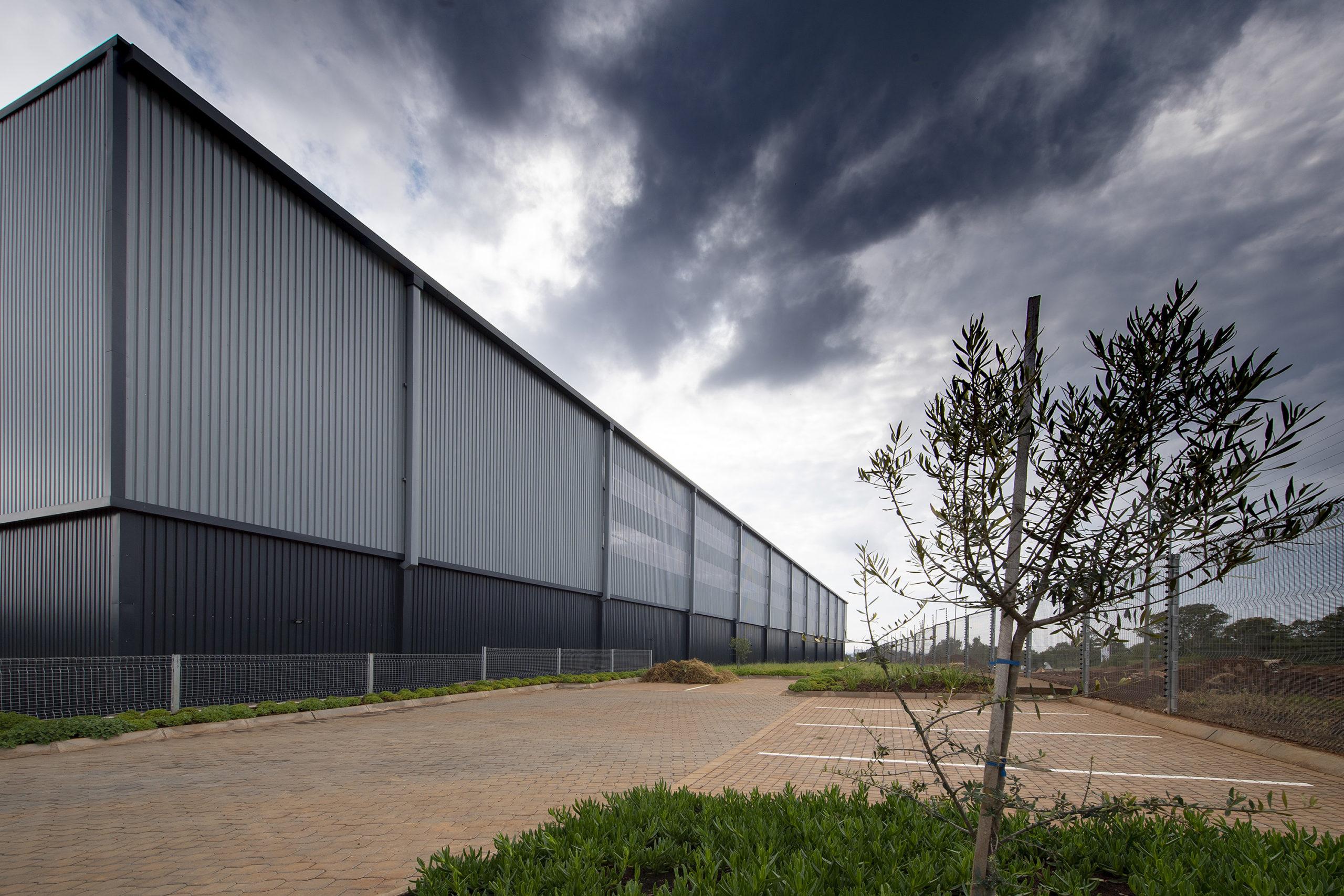 Fortress REIT – Louwlardia Logistics Park